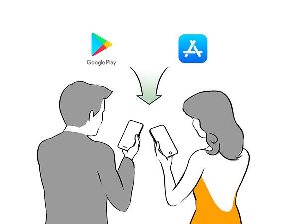 Download der App pass4all zur anonymen und verschlüsselten Kontaktnachverfolgung