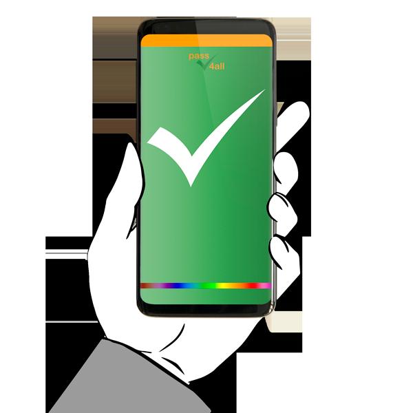 Die App pass4all - Unsere Lösung zur Kontaktnachverfolgung