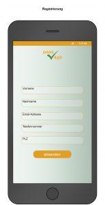 pass4all App zur Kontaktnachverfolgung