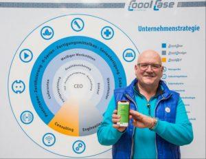 CooolCase testet im Unternehmen